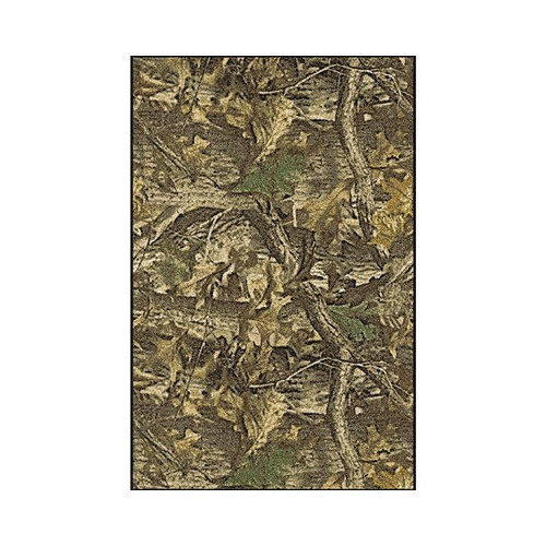 Milliken Realtree Timber Solid Camo Area Rug
