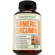 Vitamins & Supplements: Vimerson Health Turmeric Curcumin