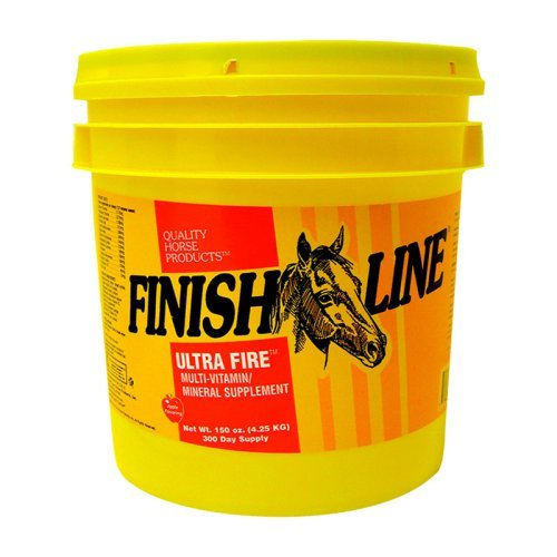 Finish Line Ultra Fire Vitamin and Mineral Supplement