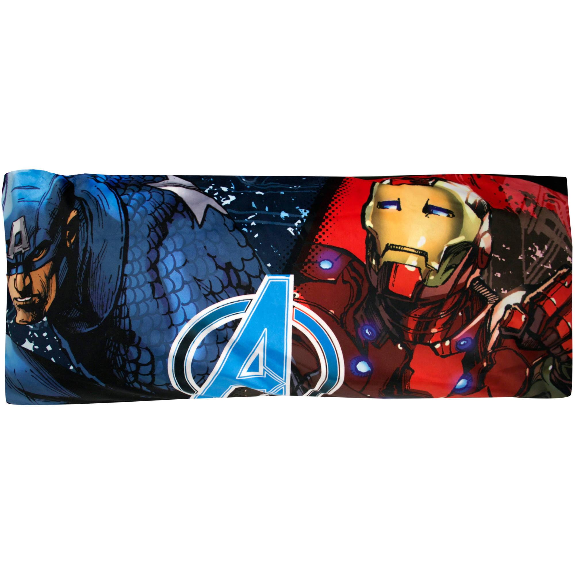 Marvel Avengers Body Pillow Walmart Com