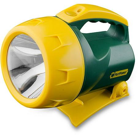 GoGreen Power 3 Watt Heavy Duty Flashlight, GG-113-03-1YL