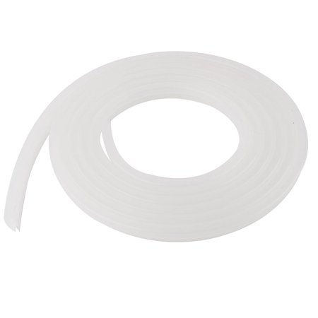U Type Frameless Shower Door Bottom Seal for 3/8 inch Glass, 9.8 Ft Length - image 7 of 7
