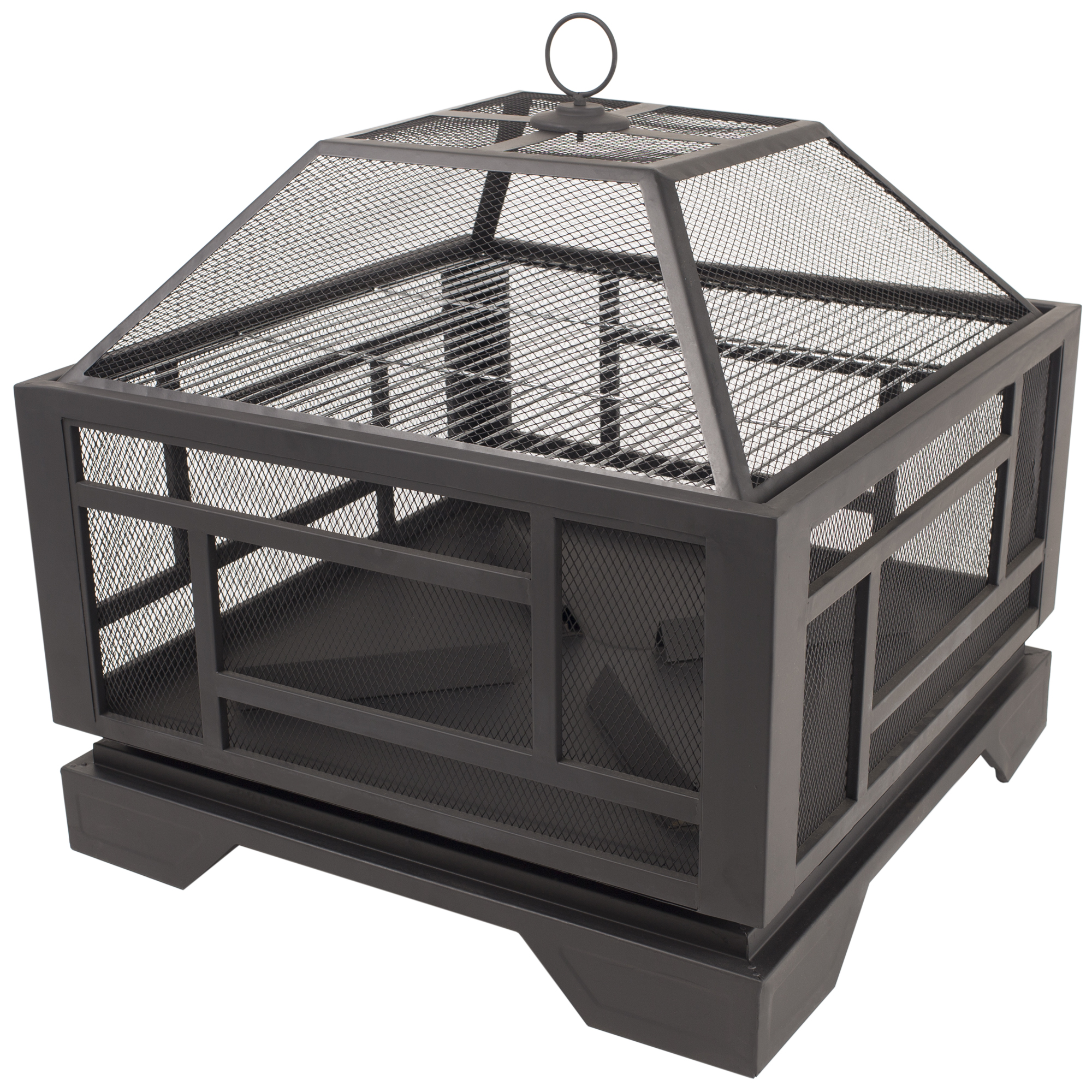 """26"""" Solus Firepit by GHP Group, Inc."""