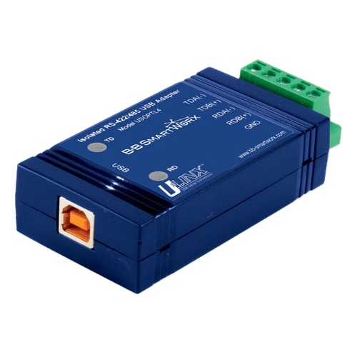 Quatech USOPTL4 Usb To Iso 422/485-usb To Ser Con Tb