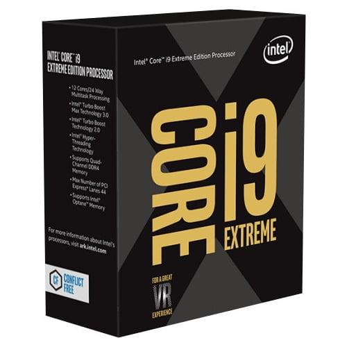 Intel Core i9-7980XE Skylake X 18-Core 2.6 GHz LGA 2066 Desktop Processor BX80673I97980X by Intel