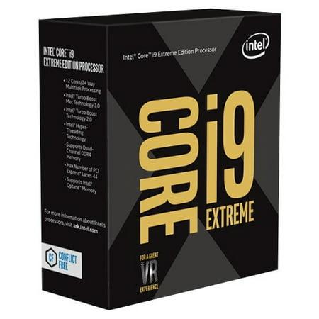 Intel Core i9-7980XE Skylake X 18-Core 2.6 GHz LGA 2066 Desktop Processor
