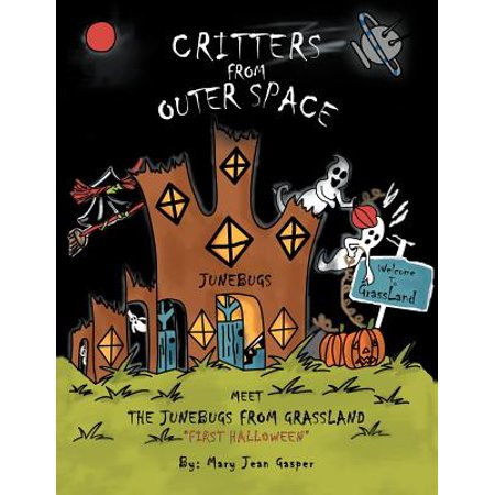 Critters from Outer Space : Meet the Junebugs from Grassland First Halloween - Halloween Meets Bass