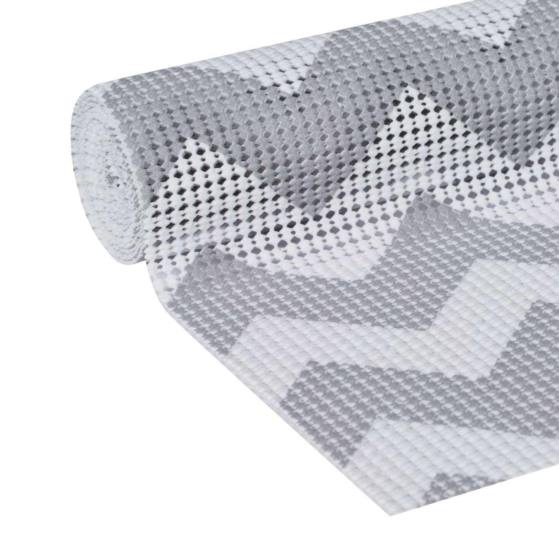"""White NEW! Duck Brand Easy Liner Select Grip 20/"""" x 24/' Shelf Liner"""