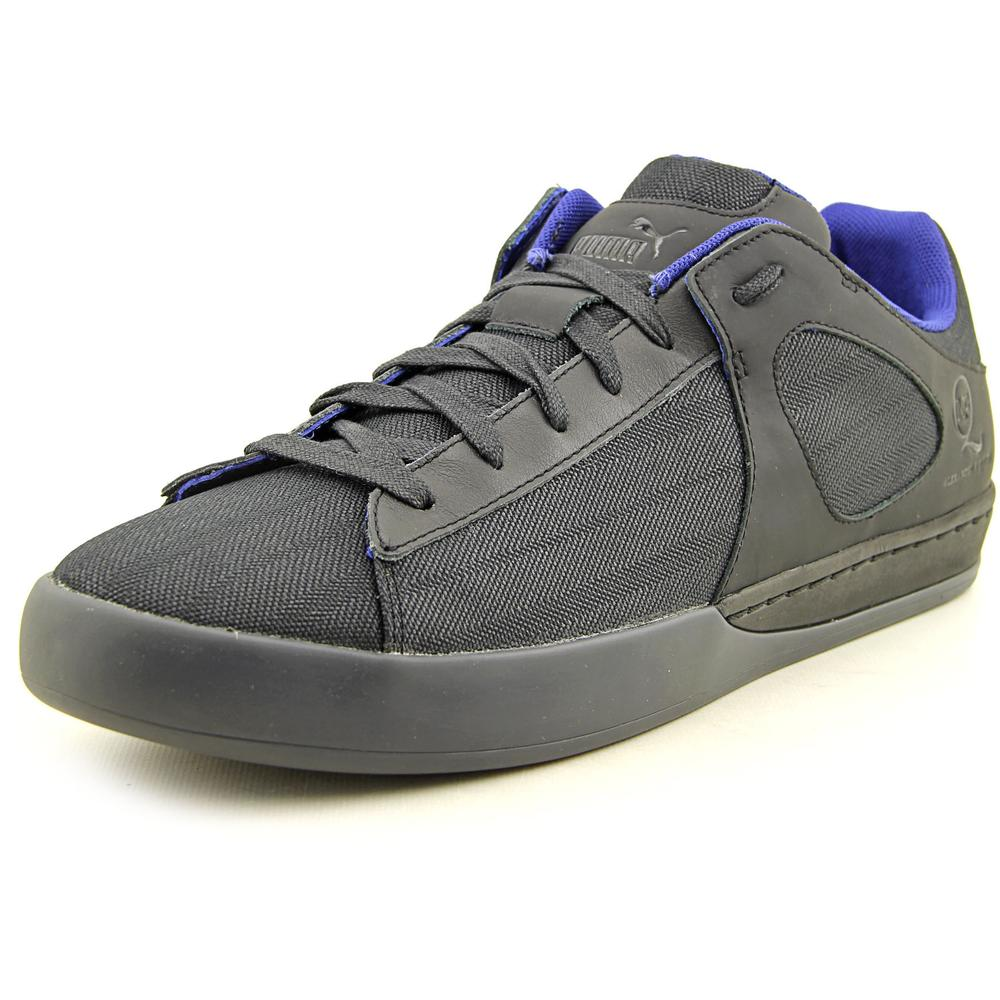 Alexander McQueen By Puma MCQ Step Lo   Round Toe Canvas  Sneakers