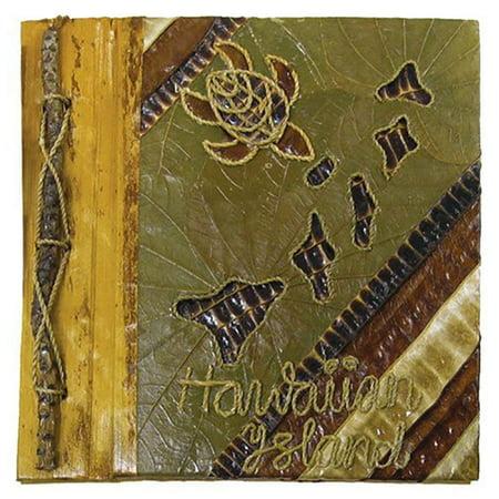 """Hawaii Photo Album Islands & Turtles 9"""" x 11"""""""