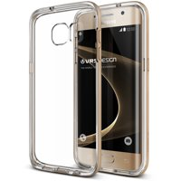 Product Image Samsung Galaxy S7 Edge Case Cover | Clear TPU with Rugged Protection | VRS Design Crystal