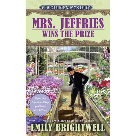 Mrs. Jeffries Wins the Prize - eBook
