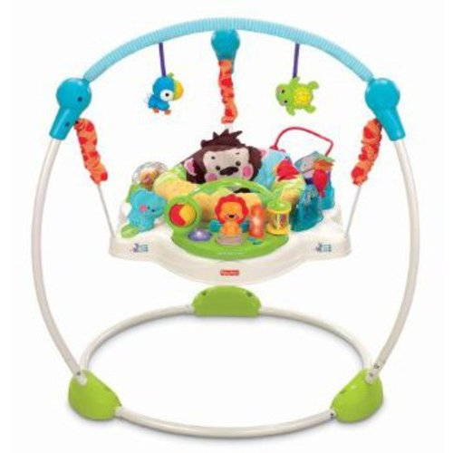 Fisher Price - Precious Planet Blue Sky Jumperoo