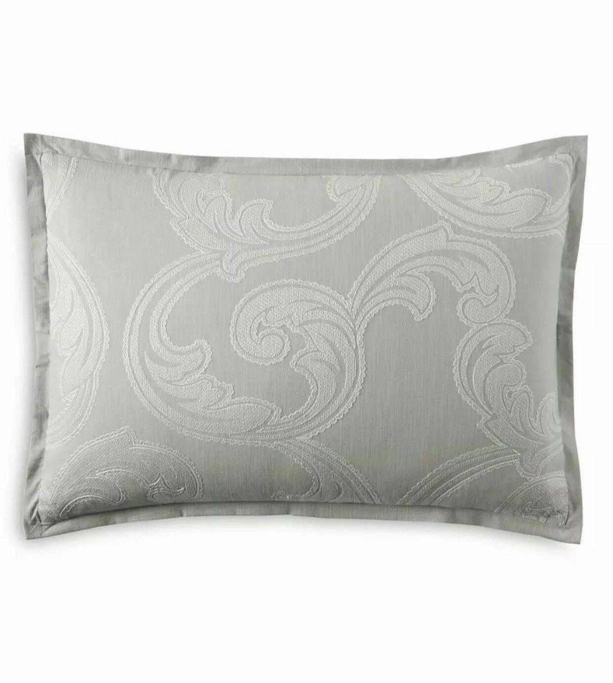 Ivory Hudson Park Collection 825-TC 100/% Supima Cotton Pillowcase PAIR KING
