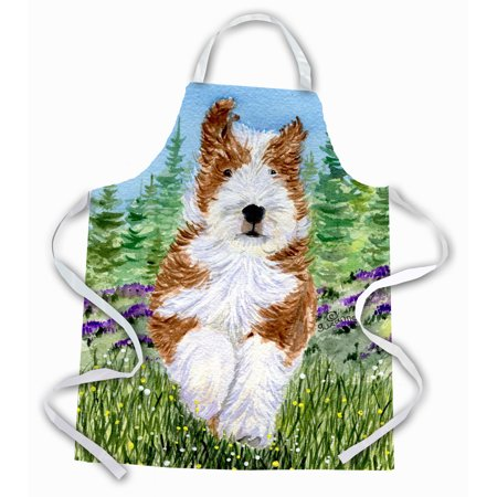 Bearded Collie Apron