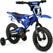 "Yamaha 12"" Moto BMX Boys Bike, Blue"