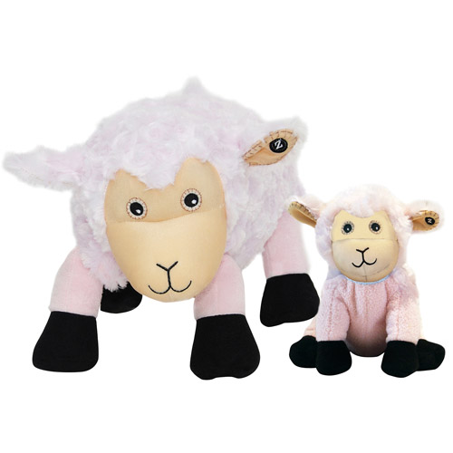 Zoobies Blanket Pets, Lola The Lamb With