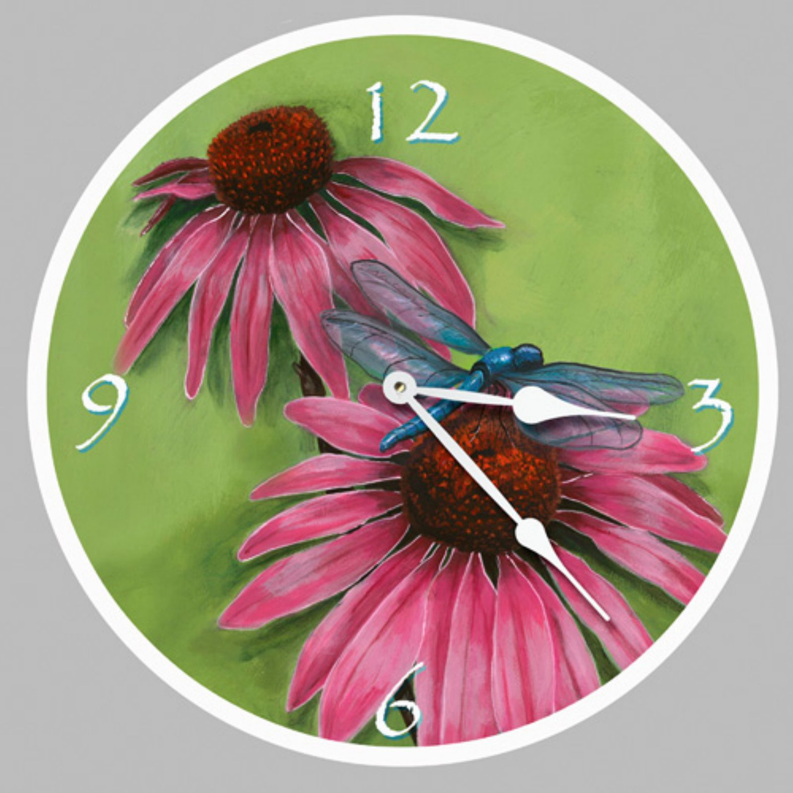 Lexington Studios Dragonfly Wall Clock