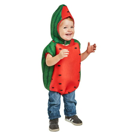 Toddler Watermelon Costume](Halloween Watermelon)