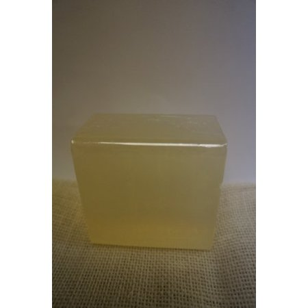 1lb Clear (all natural) Glycerin Melt and Pour Soap Base