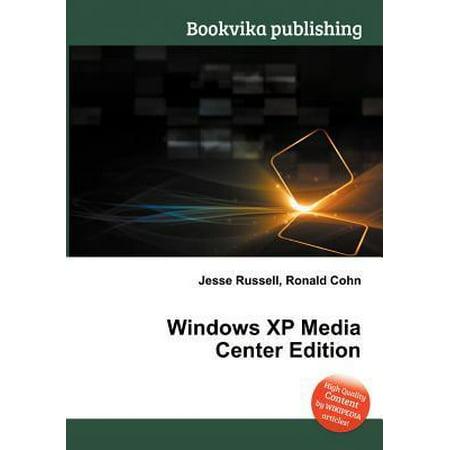 Windows XP Media Center Edition (Service Pack 3 Windows Xp Home Edition)