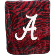 "Alabama Crimson Tide Raschel Throw Blanket, 50"" x 60"