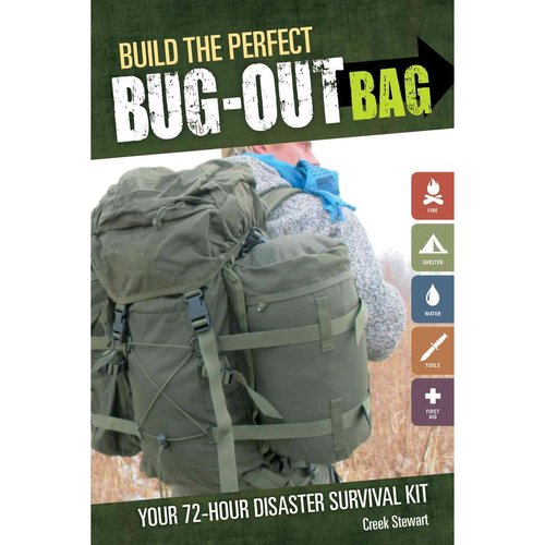 Build the Perfect Bug Out Bag: Your 72-Hour Disaster Survival Kit by