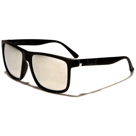 MEN DARK LENS LARGE GANGSTER BLACK OG SUNGLASSES LOCS OVERSIZE BIKER (Bikers Glasses)