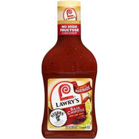 Chipotle On Halloween ((2 Pack) Lawry's Baja Chipotle Marinade, 12 fl)