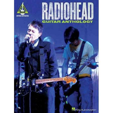 Radiohead Guitar Anthology