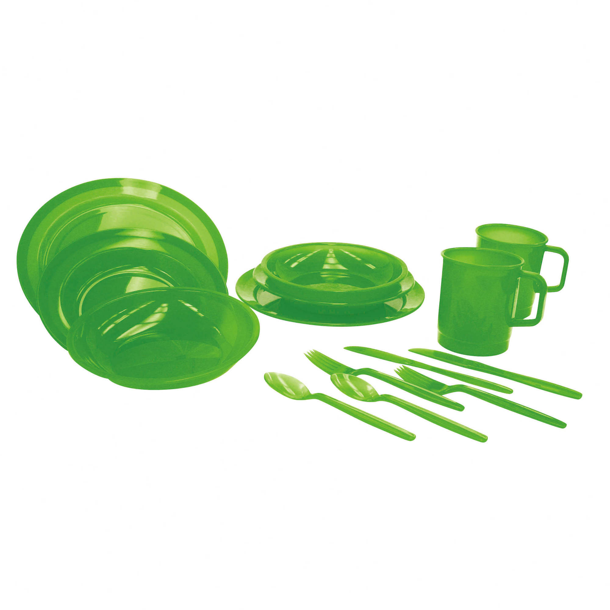 Stansport Cook Set 2 Party, Green by Generic