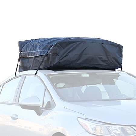 Car Roof Bag 100 Waterproof Top Cargo No Rack Needed Non