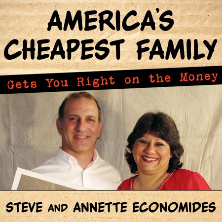 America's Cheapest Family Gets You Right on the Money - Audiobook](Cheapest Place For School Supplies)