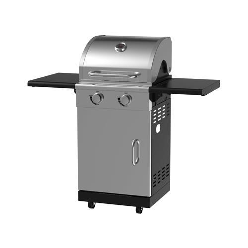 Chant Kitchen Equipment BG1762B 2-Burner LP Gas Grill, 24,000 BTUs by CHANT KITCHEN EQUIPMENT LTD