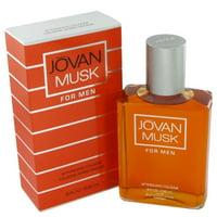 Jovan Musk Cologne After Shave Spray For Men, 8 Fl Oz