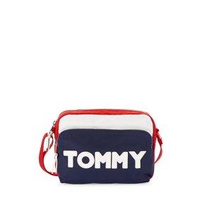 Graphic Camera Crossbody Bag