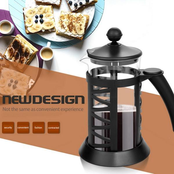 8-cup Coffee Maker Coffee Espresso & Tea Maker GlSTE by