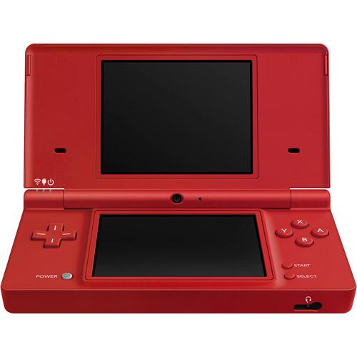 Nintendo DSi, Matte Red