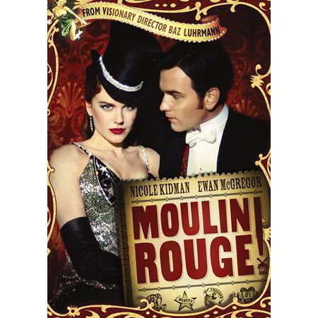 Moulin Rouge! - Moulin Rouge Costumes