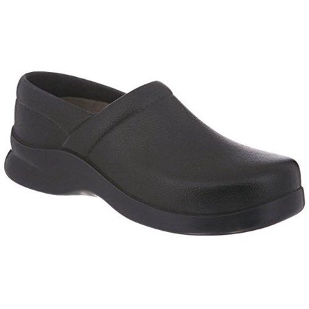 Klogs Bistro Men's Clog with Arch Support - Black Women's