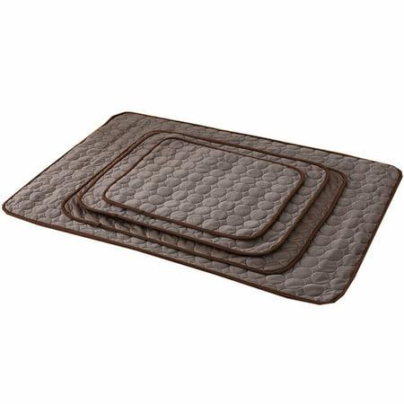 Waterproof Cloth Pet Cooling Mat for Summer Dog Cat Summer Slpeeping - image 6 of 8