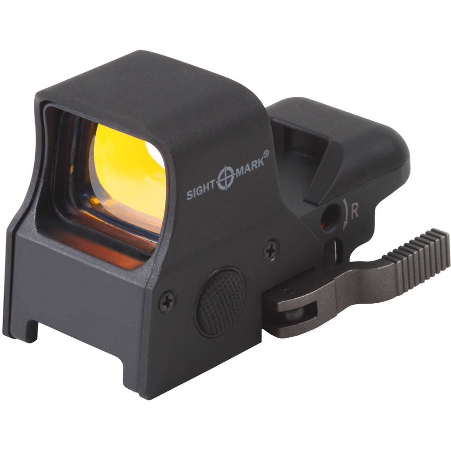 Sightmark Ultra Shot Red Dot Sight, QD Digital Switch