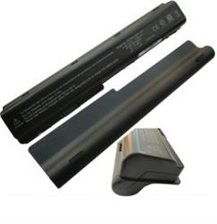 Xtend HP Pavilion dv7 dv7t dv8 dv8t Extended Run Battery ...