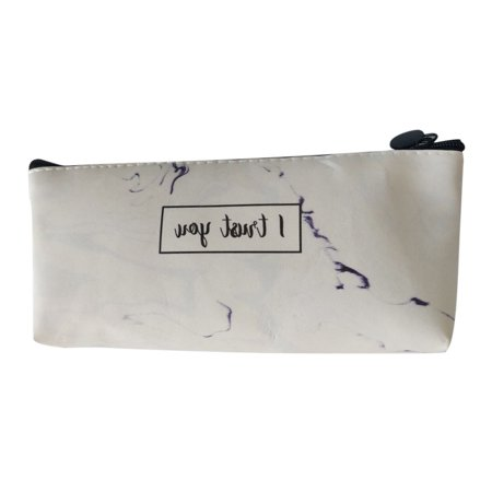 Pencil Bag Big Capacity Stationery Gift Cute Pencil Box Case School Supplies - Cute Pencil Case