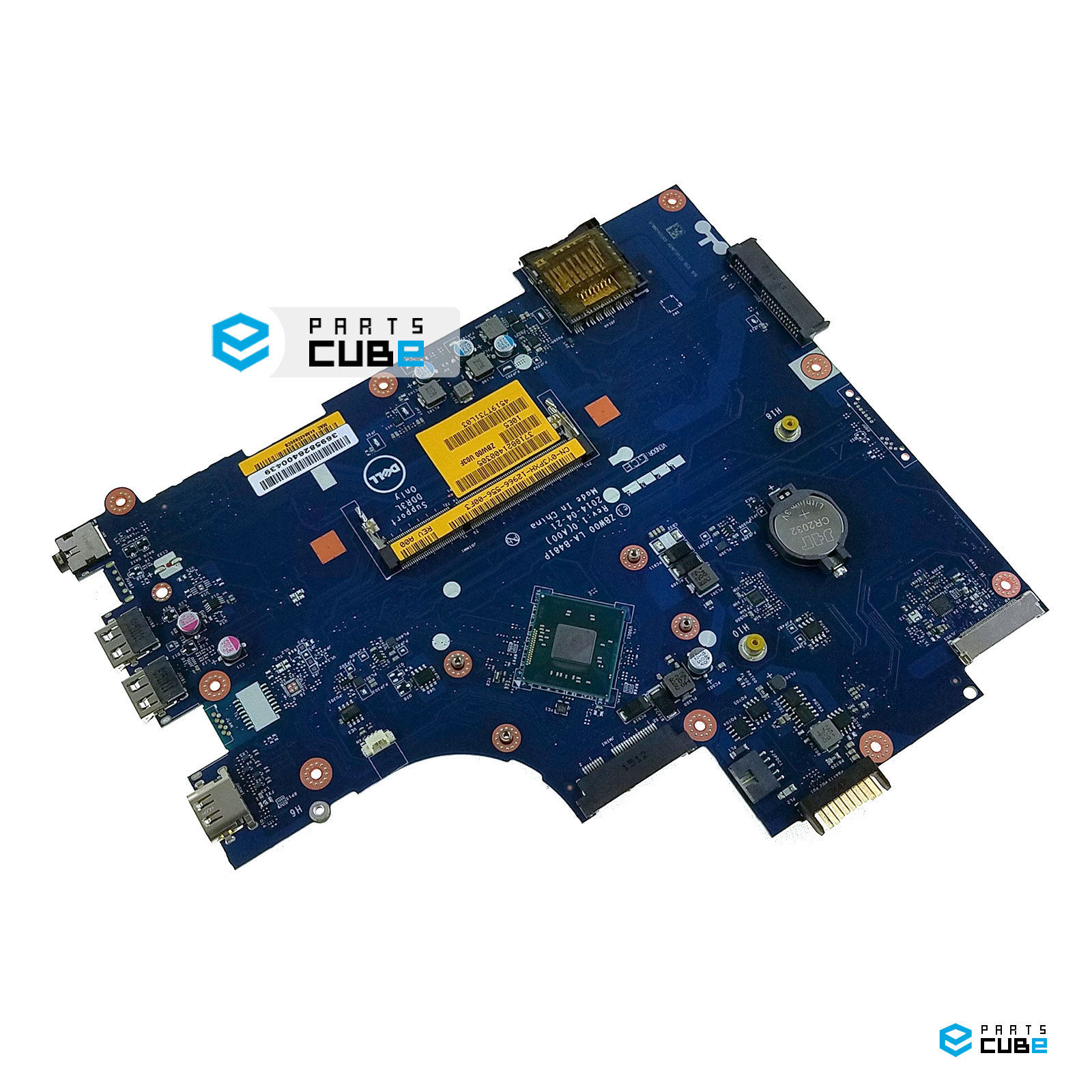 NEW Dell Inspiron 15 3531 Intel N3530 Quad Core 2.16GHz Motherboard 28V9W Y3PXH