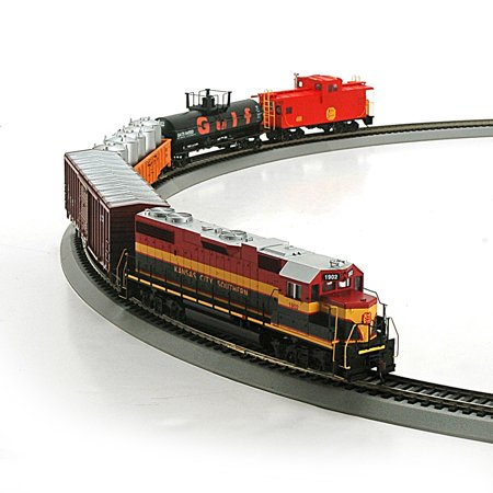 Roundhouse 14263 Ho Kansas City Southern Iron Horse Train Set