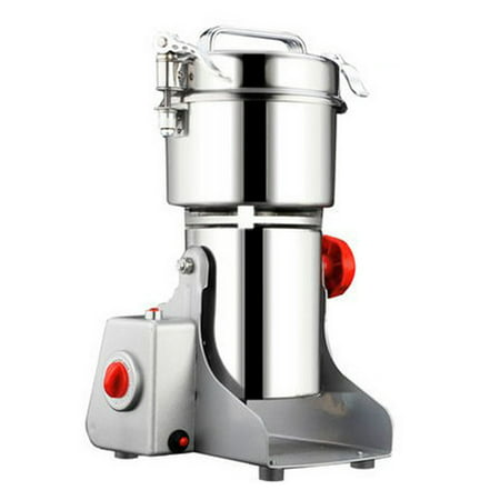 Electric Grain Spices Cereals Coffee Dry Food Mill Grinding Machines Gristmill Home Powder Crusher