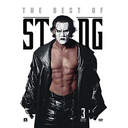 WWE: The Best of Sting (Best Of The Stig)