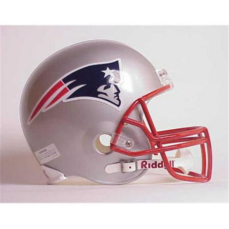 Riddell Nfl Deluxe Helmet (Riddell RIDDRNEP NFL Full Size Deluxe Replica Helmet-)