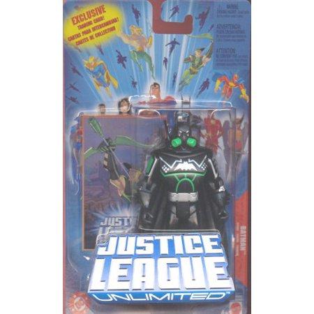Unlimited Batman in Black Suit Action Figure, By Justice League](Full Batman Suit For Sale)